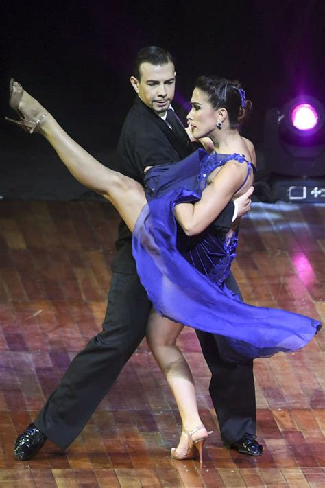Tango World Championship: Russian Duo Grabs First Prize in ...