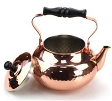 simplex copper tea kettlethe perfect partner  tea fans