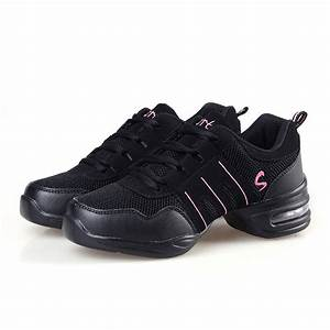 New 2017 Fitness Breathable Dance Shoes Women Jazz Hip Hop ...