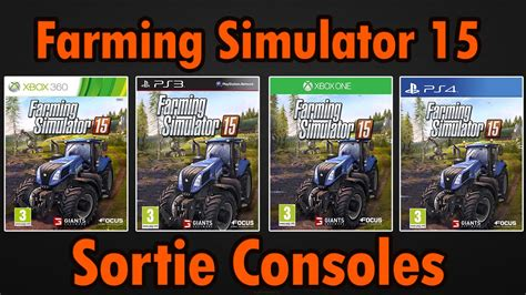 siege volant xbox 360 sortie de farming simulator 2015 xbox 360 autos post