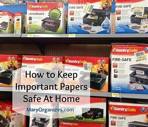 best 25 organize important papers ideas on pinterest With how to organize important documents at home