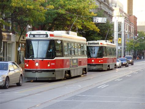 She Blinded Me With Science What Do Streetcars Have In