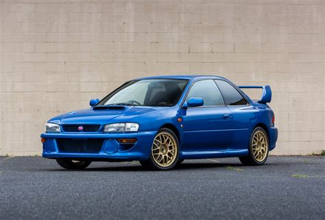 Subaru Impreza 22b Sti [rhd] (gc8e2sd) '1998