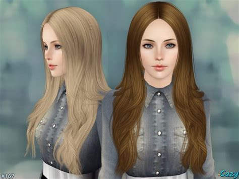 denial hairstyle    cazy   sims resource sims  hairs