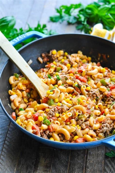 I was unable to eat it because i'm dieting but it is going to be one of the first things a make after this diet! Diabetic Dinner Made With Ground Beef Recipe : Cowboy Casserole ~ Ground Beef Recipe ~ Money ...