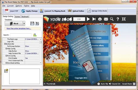 Creator Software by Flipbook Creator Professional Free Software