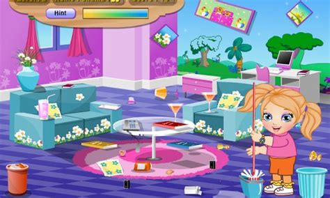 Room Cleaning Games  How To Clean Your Room