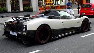 Pagani Zonda Cinque Roadster V12 Engine Loud Sound