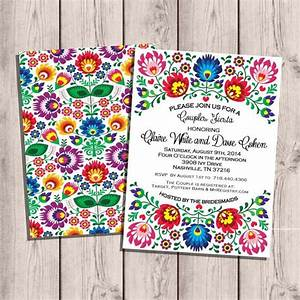 42 best images about fiesta designs on pinterest for 4x8 wedding invitations