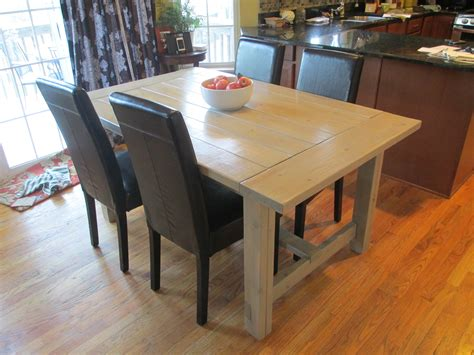 Best 25 White Farmhouse Dining Table