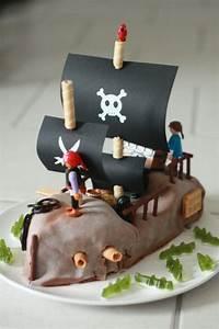 Gateau Anniversaire Garcon : anniversaire24 gateau anniversaire gar on 7 ans ~ Melissatoandfro.com Idées de Décoration
