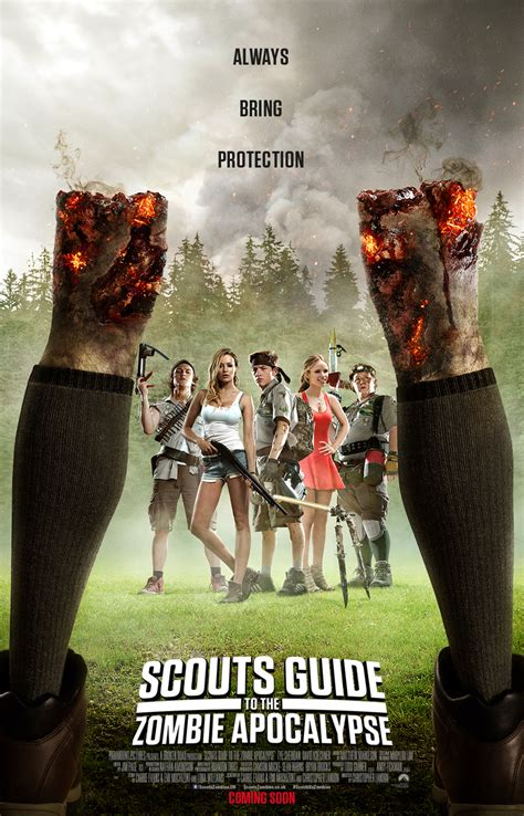 zombie apocalypse scouts guide movie poster dvd scout halston sage zombies movies posters