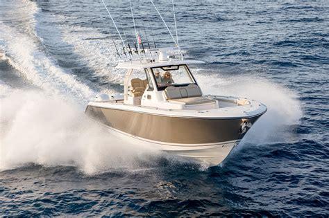 Pursuit Boats by Pursuit Boats S 368 Sport