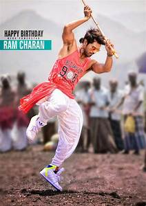 Ram Charan Govindudu Andari Vadele Movie First Look Photos ...
