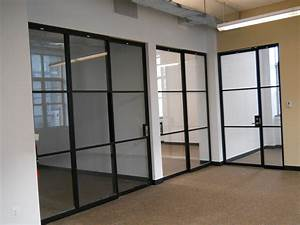 interior glass partitions creating new and transparent With interior design glass wall panels