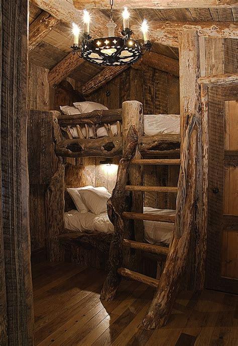 kids cabin theme bedrooms rustic tree house beds kids 39 room design kidspace interiors