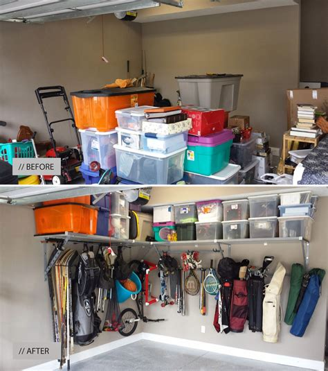 Garage Organization How To by 12 Tips For Diy Garage Organization Organize It Diy