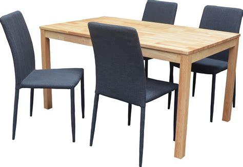 lot 4 chaises chaise de cuisine grise cuisine blanche grise et