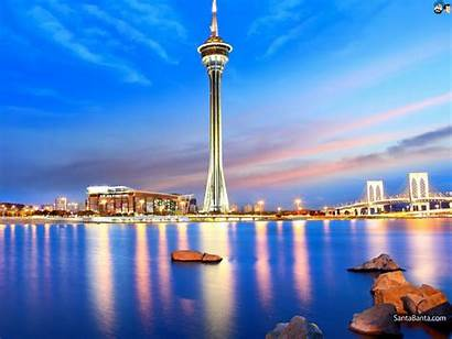 Places Macau Wallpapers Countries China