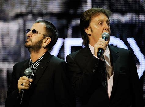 Paul Mccartney & Ringo Starr To Reunite For The Grammys