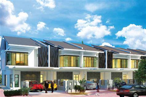 bungalow design seri austin bungalow type  johor bahru jb