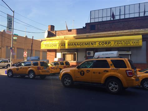 Uber Edges Out Yellow Cabs In Astoria