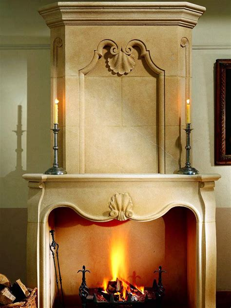 candles in fireplace ideas fiery fireplace candles hgtv