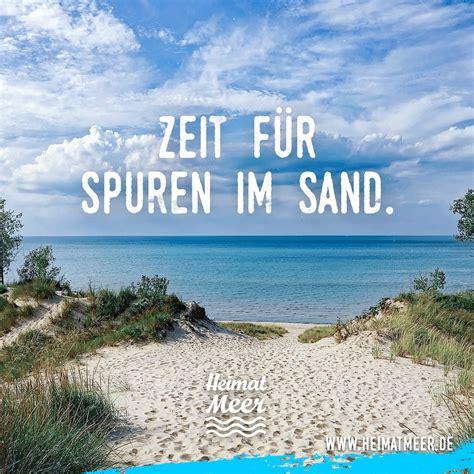 Zeit Für Spuren Im Sand >>  Meer An Vakanz Quotes