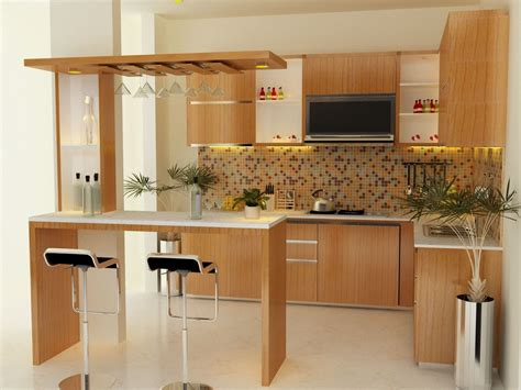 Kitchen Bar by Kitchen Bar Design Creative Cozy Space For Relaxing