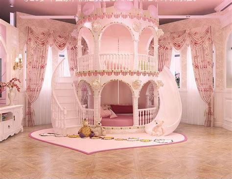 bedroom princess slide children bed lovely single
