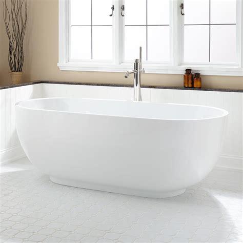 modern bathroom tub 71 quot hazel acrylic freestanding tub bathroom