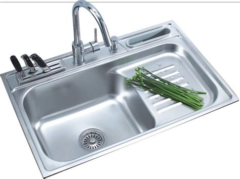 european kitchen sinks stainless steel above counter kitchen sink of kl 610 european kitchen
