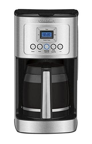 You can purchase glass carafes, carafe lids, filters, water filter holders, and filter basket holders, among other parts. Cuisinart DCC-3200 14-Cup Glass Carafe Coffee Maker - Coffee Maker