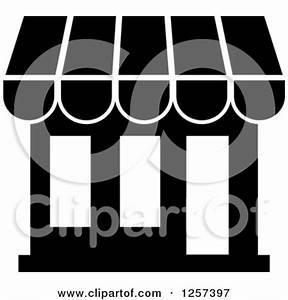 Royalty-Free (RF) Storefront Clipart, Illustrations ...
