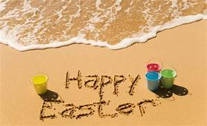100+ Happy East... Easter Beach Quotes