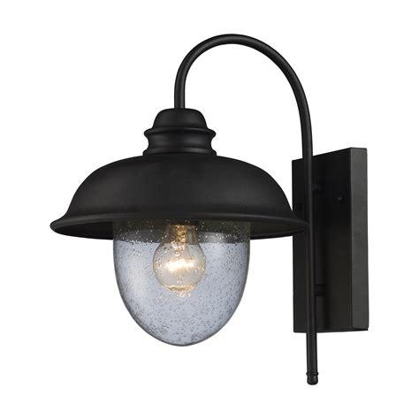 elk lighting streetside cafe  light outdoor wall lantern
