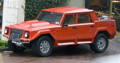 Lamborghini Lm002 Rare 4x4 Suv