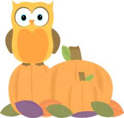 Halloween Pumpkin Borders Clip Art by Autumn Owl Clip Art Autumn Owl Image