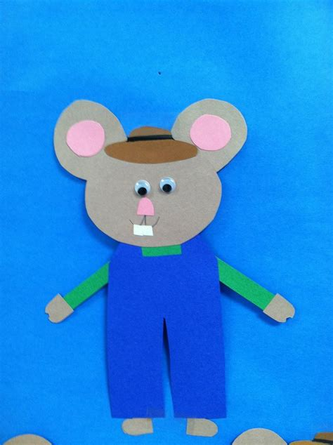preschool mouse craft 13 best city mouse county mouse images on 555