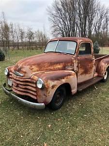 1947 Chevrolet Pickup 1948 1949 1950 1951 1952 1953 Rat