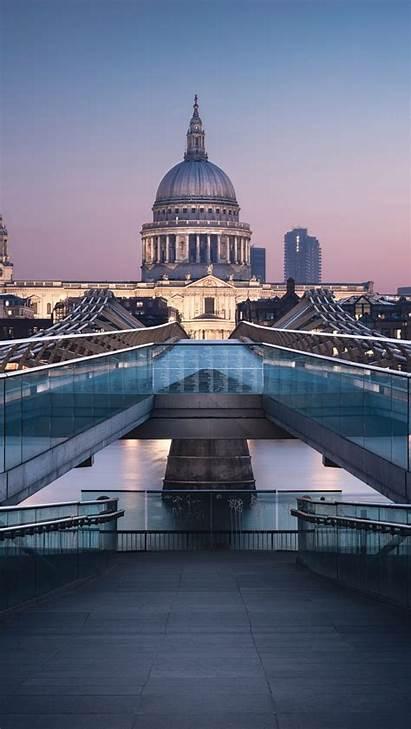 St Cathedral Bridge Millennium 4k Paul Mobile