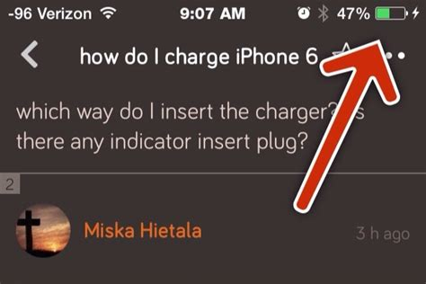 why is my iphone not charging how do i my iphone 6 is charging iphone