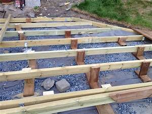 Fundament Für Terrasse : slurvete fundamentering av terrasse byggebolig ~ A.2002-acura-tl-radio.info Haus und Dekorationen