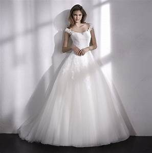 Robe De Mariée Romantique : vente de robe mariage lileas pronovias marseille l sonia b ~ Nature-et-papiers.com Idées de Décoration
