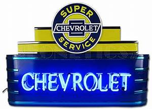Chevrolet Neon Sign ChevyMall