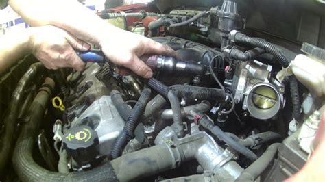 intake manifold replacement  ford edge