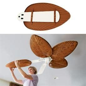 ceiling fan blade covers who knew houses pinterest