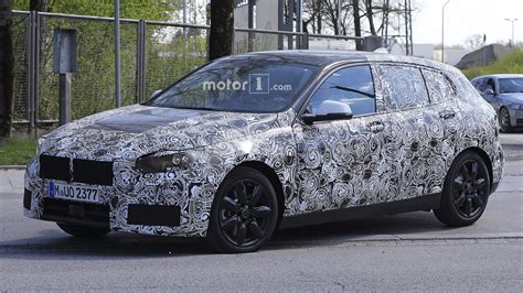 2019 Bmw 1 Series by 2019 Bmw 1 Series Spied For The Time