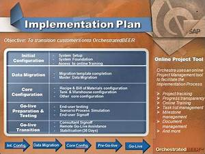 the transition from quickbooks to brewery software With software implementation plan template