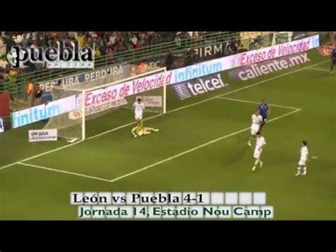 Mathematical prediction for leon vs puebla 3 march 2021. Leon vs Puebla 4-1, Jornada 14, Liga MX 2016, goles - YouTube